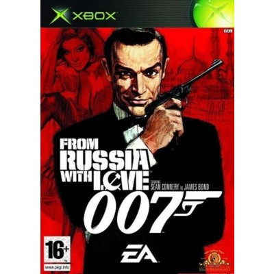 From Russia With Love XBOX