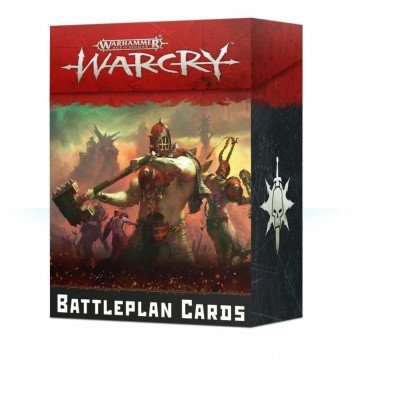 WarCry Battleplan Cards Warhammer Age of Sigmar