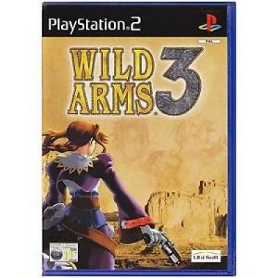Foto van Wild Arms 3 PS2