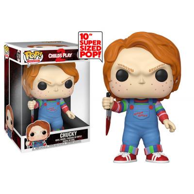 Foto van Pop! Child's Play: Chucky 10 Inch FUNKO