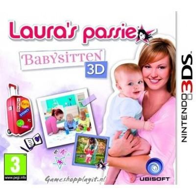 Foto van Laura's Passie, Babysitten 3D 3DS