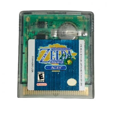 Foto van The Legend Of Zelda Oracle Of Ages (Cartridge Only) GBC