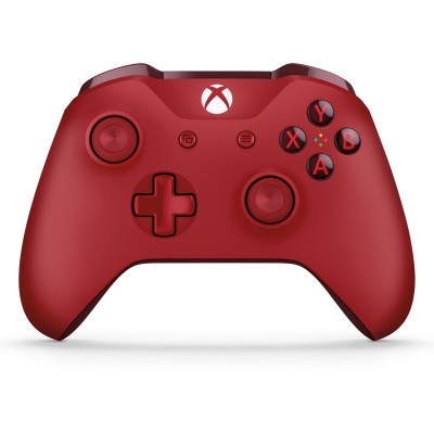 Foto van Wireless Controller One S Red XBOX ONE