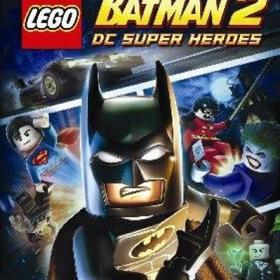Foto van Lego Batman 2 DC Super Heroes