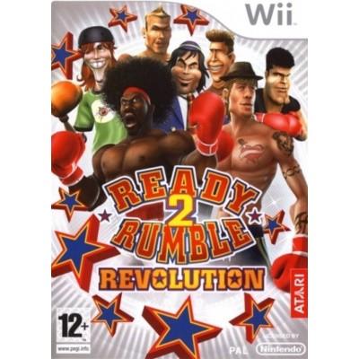 Foto van Ready 2 Rumble WII