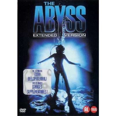 Foto van The Abyss Extended Version DVD