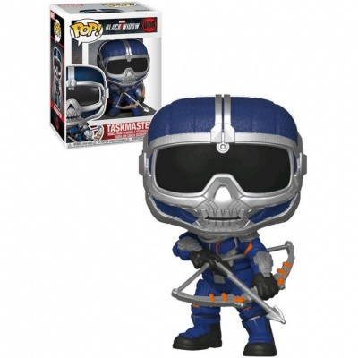 Foto van Pop! Marvel: Black Widow - Taskmaster FUNKO