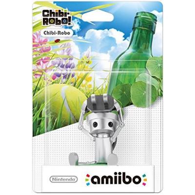 Foto van Amiibo, Chibi-Robo WII U