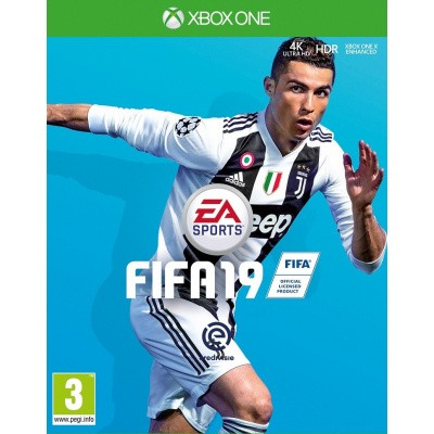 Foto van Fifa 19 XBOX ONE