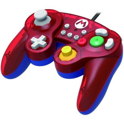 Foto van Hori Smash Bros Gamepad Mario Nintendo Switch SWITCH