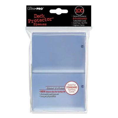 TCG Sleeves Ultra Pro - Clear (100 stuks) (Standard Size) SLEEVES