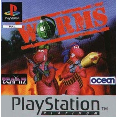 Foto van Worms PS1