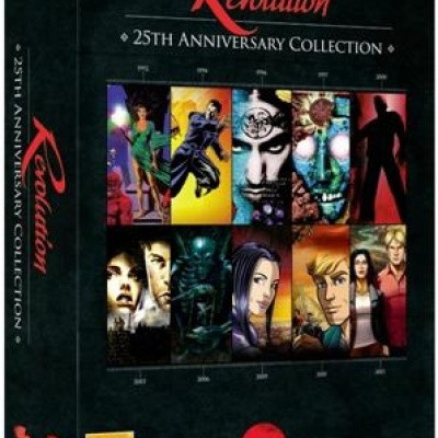 Revolution Software 25Th Anniversary Collection PC