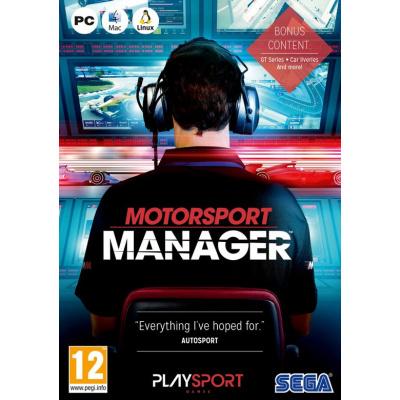 Foto van Motorsport Manager PC