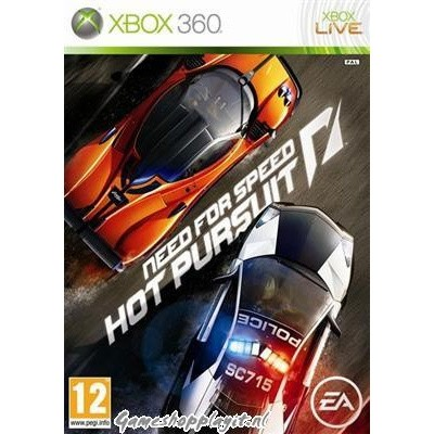 Foto van Need For Speed Hot Pursuit XBOX 360