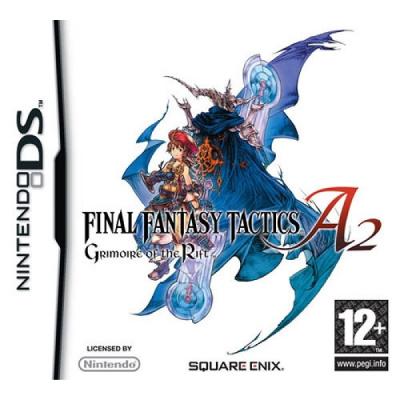 Foto van Final Fantasy Tactics A2: Grimoire Of The Rift NDS
