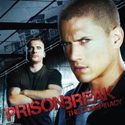 Prison Break The Conspiracy XBOX 360