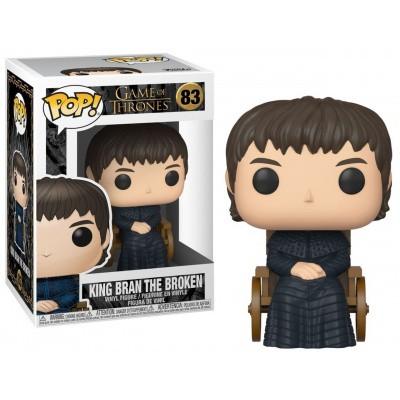 Foto van Pop! TV: Game Of Thrones - King Bran The Broken FUNKO