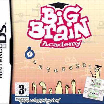 Big Brain Academy NDS