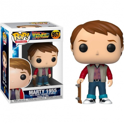 Pop! Movies: Back to the Future - Marty 1955 Funko
