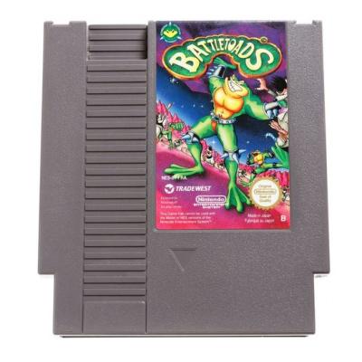 Foto van Battletoads (Cartridge Only) NES