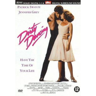 Foto van Dirty Dancing DVD
