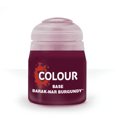 Barak-Nar Burgundy Citadel
