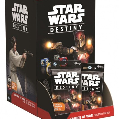 STAR WARS: DESTINY - Empire At War Booster