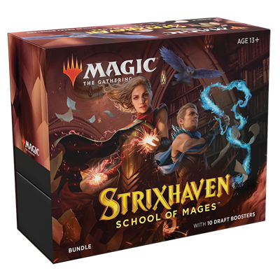 TCG Magic The Gathering Strixhaven Bundle MAGIC THE GATHERING