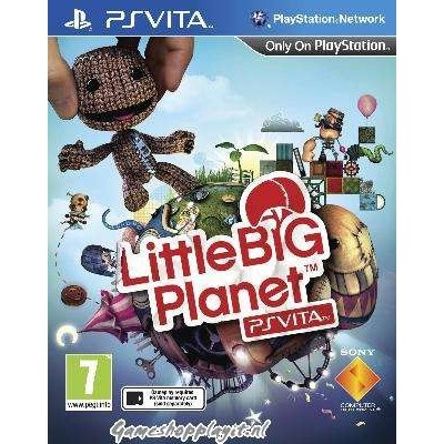Foto van Little Big Planet Psvita PSVITA