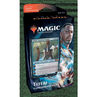 TCG Magic The Gathering Core 2021 Planeswalker Deck - Teferi MAGIC THE GATHERING