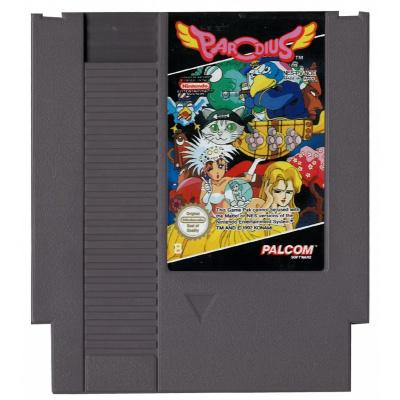 Foto van Parodius (Cartridge Only) NES
