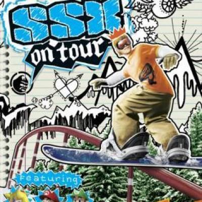 Foto van Ssx On Tour Nintendo GameCube