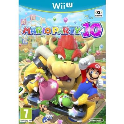 Foto van Mario Party 10 WII U