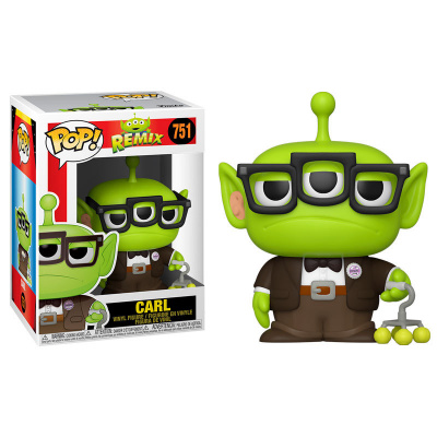 Pop! Disney Pixar: Toy Story Alien remix - Carl FUNKO