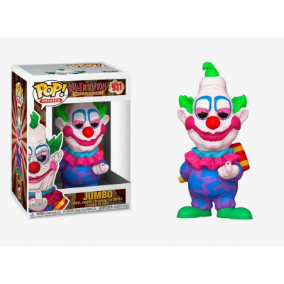 Pop! Movies: Killer Klowns From Outer Space - Jumbo FUNKO