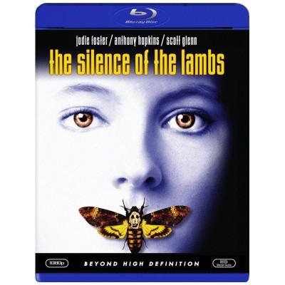 Foto van The Silence Of The Lambs BLU-RAY MOVIE