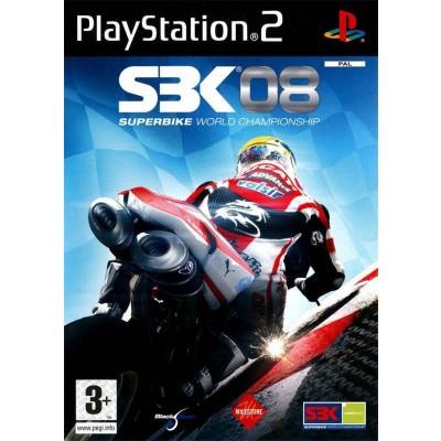 Sbk 08 Superbike World Championship PS2