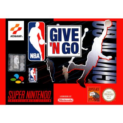 Foto van NBA: Give' N Go SNES