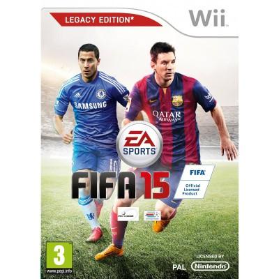 Foto van FIFA 15 Wii