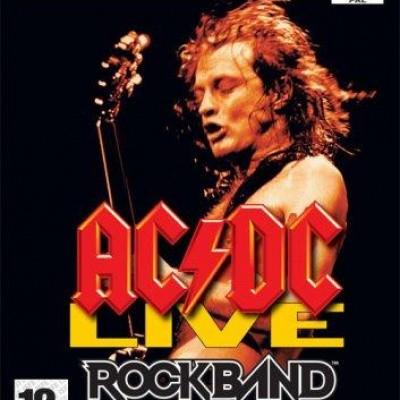 Ac/DC Live: Rock Band PS2