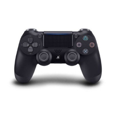 Foto van Sony Wireless Dualshock 4 Controller V2 (Jet Black) PS4