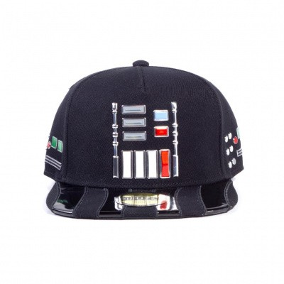 Star Wars - Darth Vader Buttons Snapback MERCHANDISE