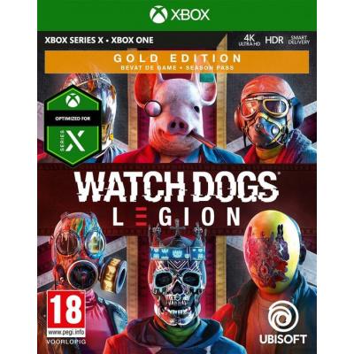 Foto van Watch Dogs: Legion - Gold Edition XBOX ONE