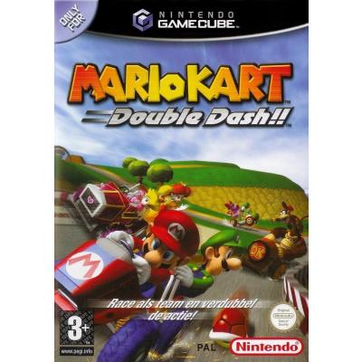 Foto van Mario Kart: Double Dash NGC