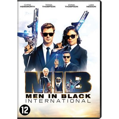 Foto van Men In Black International DVD