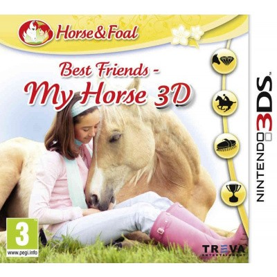 Foto van Best Friends My Horse 3D 3DS
