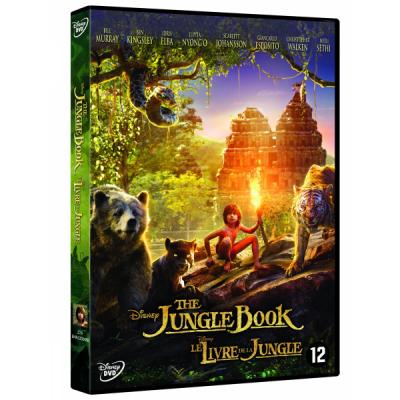 Foto van Disney The Jungle Book DVD MOVIE
