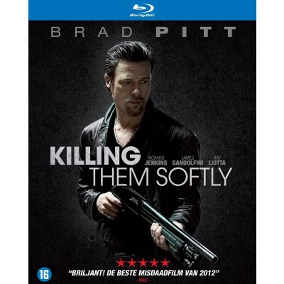 Foto van Killing Them Softly Combopack (Blu-Ray + DVD) BLU-RAY MOVIE