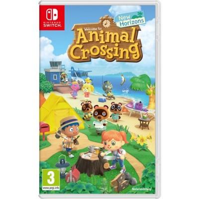 Foto van Animal Crossing: New Horizons SWITCH